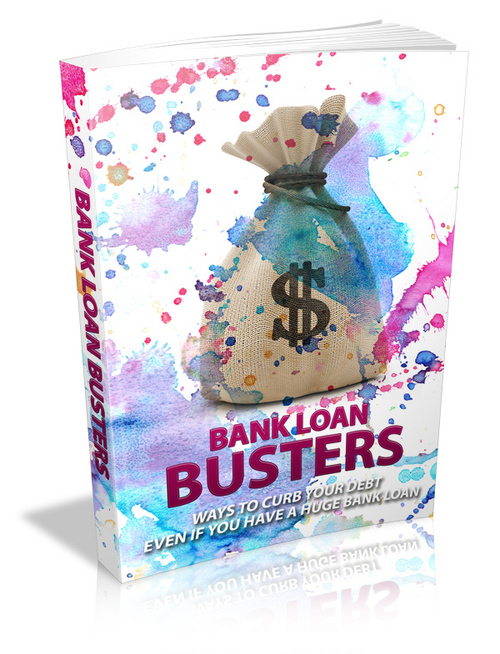 Product picture bank busters learn how to manage debt